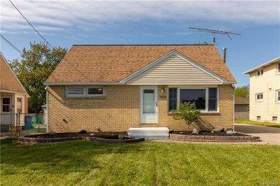 Erie County Single Family Home A-Active: 1430 Center Road