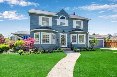 Buffalo Single Family Home Active Under Contract: 8 North Drive