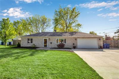 Erie County Single Family Home A-Active: 436 Campus Dr