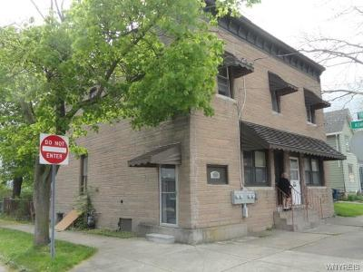 Niagara Falls Multi Family 2-4 A-Active: 1023 15th Street