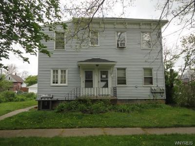 Niagara Falls Multi Family 2-4 U-Under Contract: 1780 Falls Street