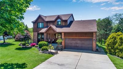 Orchard Park Single Family Home U-Under Contract: 3258 Baker Road