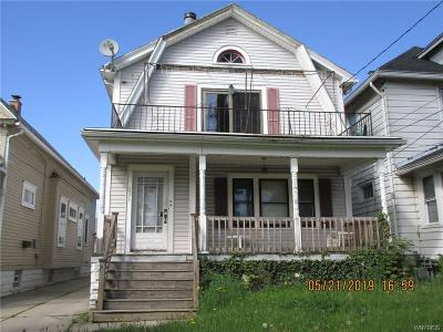Erie County Multi Family 2-4 A-Active: 111 Laird Avenue