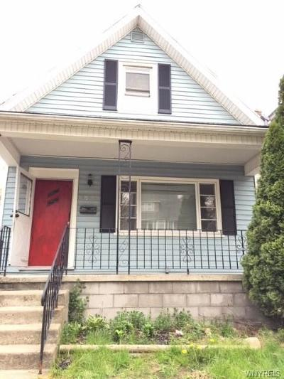 Buffalo Single Family Home For Sale: 355 Parkdale Avenue
