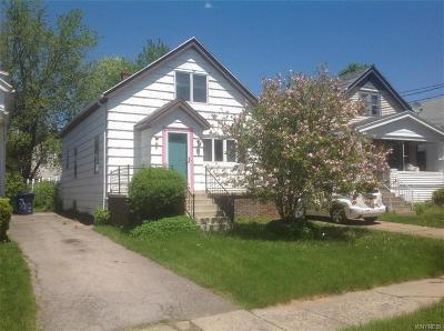 Buffalo Single Family Home A-Active: 42 Rounds Avenue
