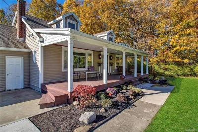 Aurora Single Family Home For Sale: 2081 Boies Road