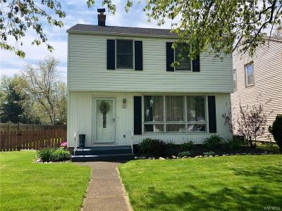 Buffalo Single Family Home A-Active: 327 Woodcrest Dr Drive