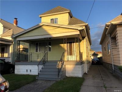 Buffalo Single Family Home A-Active: 195 Barnard Street