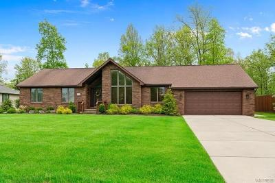 Grand Island Single Family Home U-Under Contract: 52 Trails End