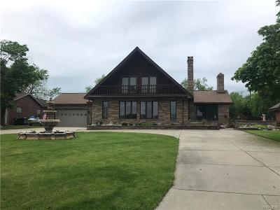 Grand Island Single Family Home A-Active: 1272 East River Road