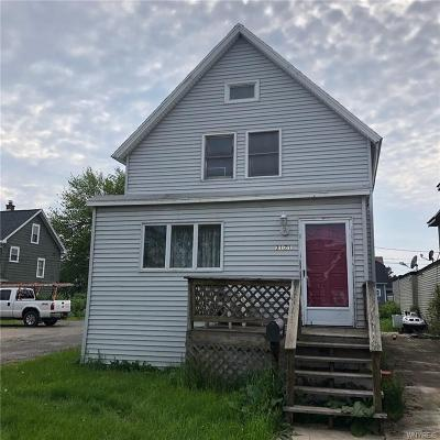 Lackawanna Single Family Home U-Under Contract: 3171 South Park Avenue