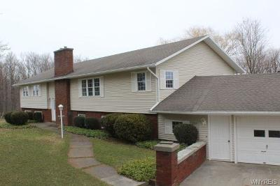 Stafford Single Family Home A-Active: 7949 Bat -staf Tnln Road