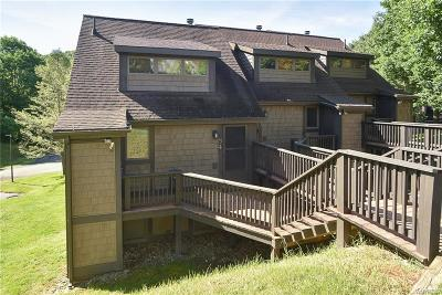 Ellicottville Condo/Townhouse For Sale: 84 Woods Rd-The Woods