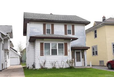 North Buffalo Single Family Home For Sale: 103 Homer Avenue