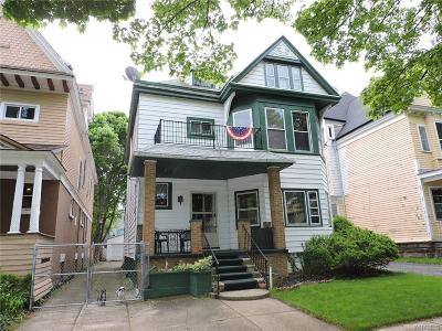 Multi Family Home For Sale: 108 Plymouth Avenue