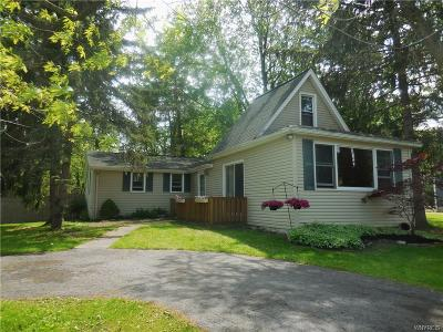 Orchard Park Single Family Home U-Under Contract: 471 Hillside Avenue