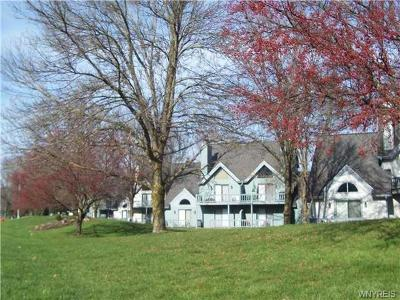 Ellicottville Condo/Townhouse A-Active: 23 Wildflower Apts