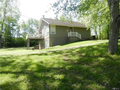 Orleans County Single Family Home C-Continue Show: 10706 Telegraph Road