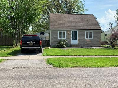 Cheektowaga Single Family Home For Sale: 43 Federal Avenue