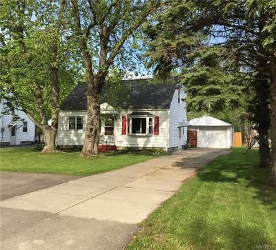 Orchard Park Single Family Home U-Under Contract: 78 Iroquois Drive