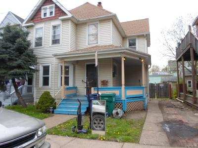 Niagara Falls Single Family Home For Sale: 468 5th Street
