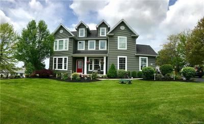 Orchard Park Single Family Home A-Active: 6572 Powers Road