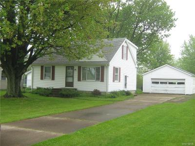 Orchard Park Single Family Home U-Under Contract: 120 Bielak Road