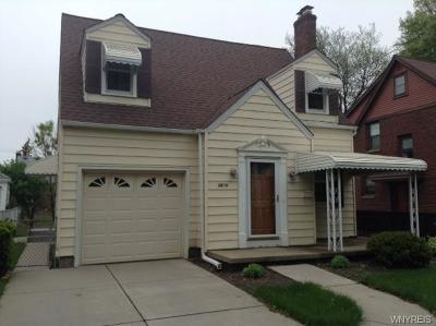 Niagara Falls Single Family Home Pending: 3218 Cleveland Avenue
