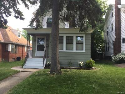 Niagara Falls Single Family Home Pending: 1313 Roselle Avenue