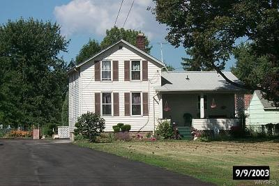 Niagara Falls Single Family Home Pending: 9110 Cayuga Drive