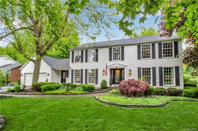 Amherst Single Family Home Pending: 151 Brandywine Drive