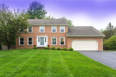 Orchard Park Single Family Home U-Under Contract: 150 Squire Drive