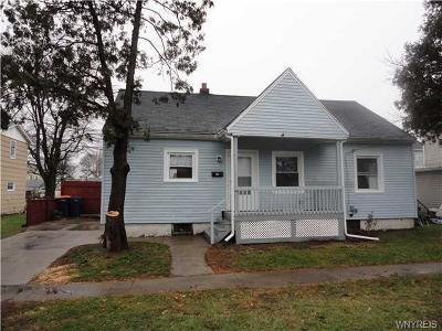 Lockport-City Single Family Home For Sale: 325 Ohio Street