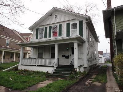 Niagara County Multi Family 2-4 A-Active: 217 Genesee Street