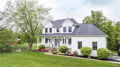 Boston Single Family Home For Sale: 9100 Zimmerman Road