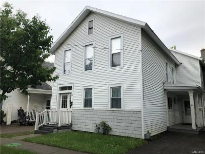 Genesee County Multi Family 2-4 A-Active: 36 Maple Street