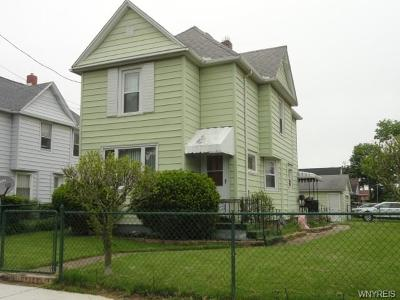 Niagara Falls Single Family Home Pending: 2401 24th Street
