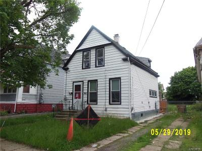 Cheektowaga Single Family Home For Sale: 51 Euclid Avenue