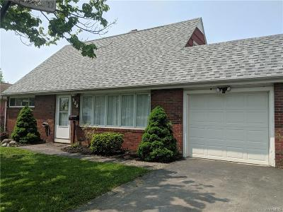 Grand Island Single Family Home For Sale: 980 Stony Point Road