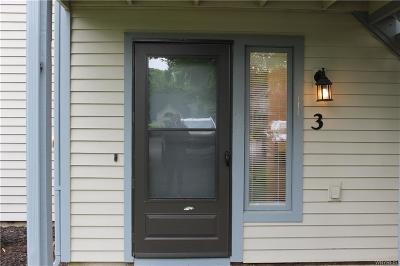 Ellicottville Condo/Townhouse For Sale: 3 Wildflower Apts