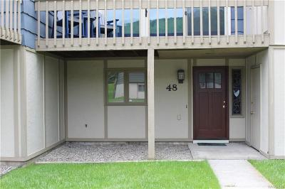 Ellicottville Condo/Townhouse For Sale: 48 Alpine