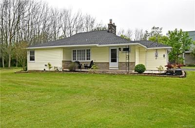 Niagara Falls Single Family Home A-Active: 2124 Tuscarora Road