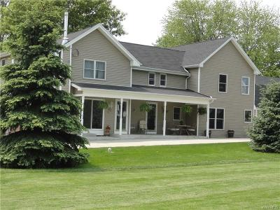Lewiston Single Family Home For Sale: 5952 Hoover Road