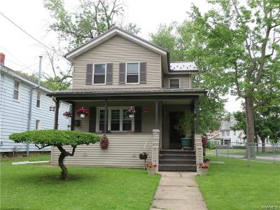 Lockport-City Single Family Home For Sale: 56 Pound Street