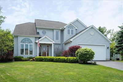 Orchard Park Single Family Home A-Active: 50 Midway Drive