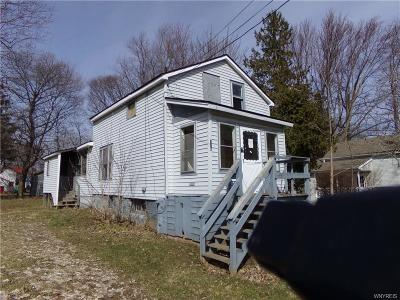 Orleans County Single Family Home A-Active: 116 Temperance Street