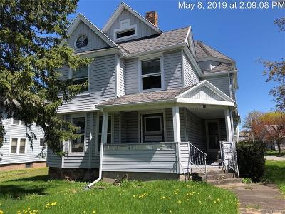 Orleans County Single Family Home A-Active: 128 State Street