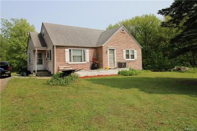 Alden Single Family Home U-Under Contract: 1131 Two Rod Road