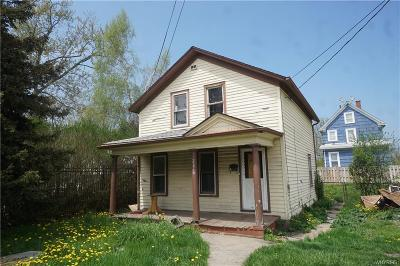 Niagara Falls Single Family Home For Sale: 2214 Lockport Street