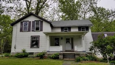 Single Family Home For Sale: 410 Heim Road